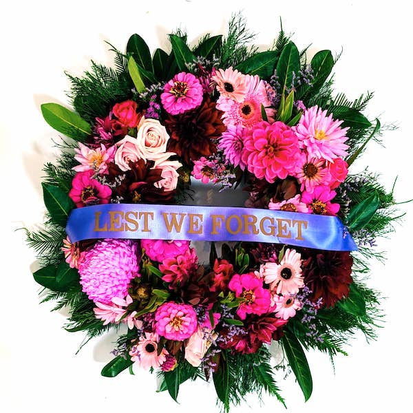 ANZAC Day for an Army Brat Florist