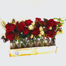 Load image into Gallery viewer, mudgee flowers mudgee florist mudgee flowers flower bottles mudgee monkey fresh flowers delivered to the mid western region mudgee
