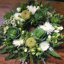 Load image into Gallery viewer, Mudgee florist anzac day wreath. Mudgee monkey. wildflower mudgee