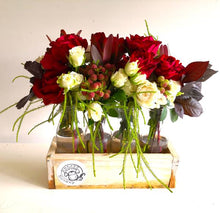 Load image into Gallery viewer, mudgee florist flower bottles mudgee monkey fresh flowers delivered to the mid western region mudgee mudgee flowers
