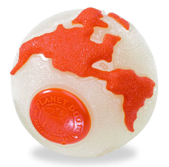 PLANET DOG | Orbee-Tuff Planet Ball Glow
