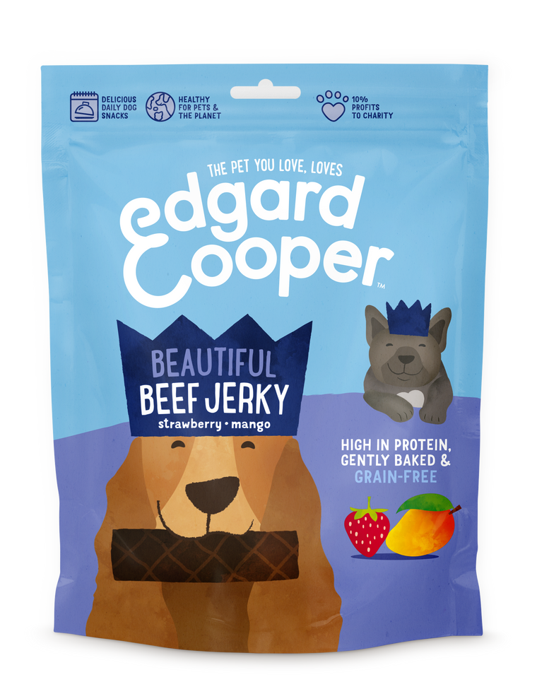 EDGARD & COOPER | Beautiful Beef Jerky