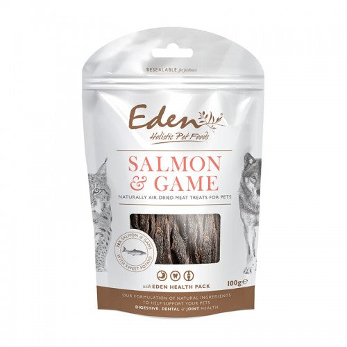 EDEN DOG | Treats - Salmon & Game