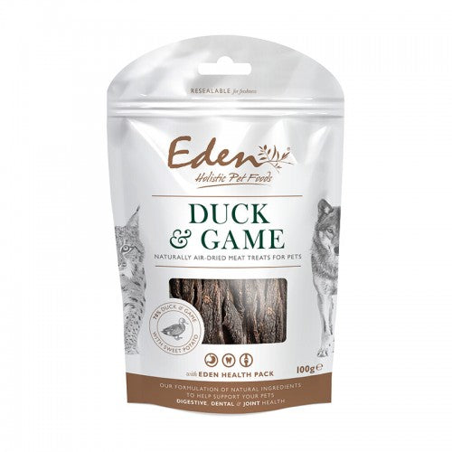 EDEN DOG | Treats - Duck & Game