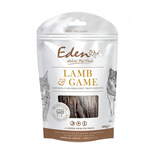EDEN DOG | Treats - Lamb & Game