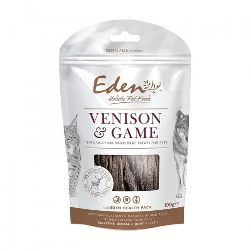 EDEN DOG | Treats - Venison & Game
