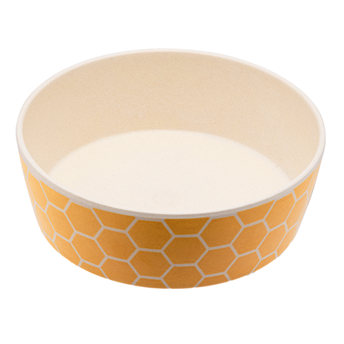 BECO PETS | Bamboo Bowl - Save the Bees