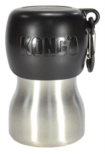 KONG H2O | Water Bottle - Zwart