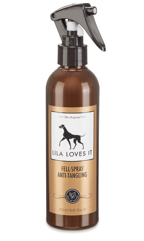 LILA LOVES IT | Anti-tangling & Shine Spray