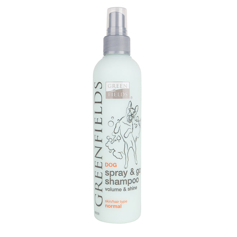 GREENFIELDS | Spray & Go Droogshampoo