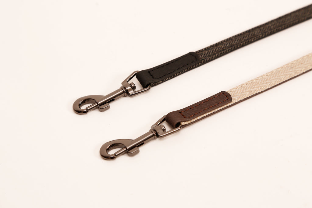 MILANO | Leash Herringbone - Beige