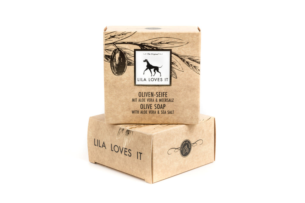 LILA LOVES IT | Olive Soap