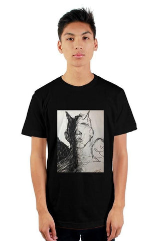 The best T-shirt are at Street Wear Depot. Just like these Dante's Inferno BW T-shirt