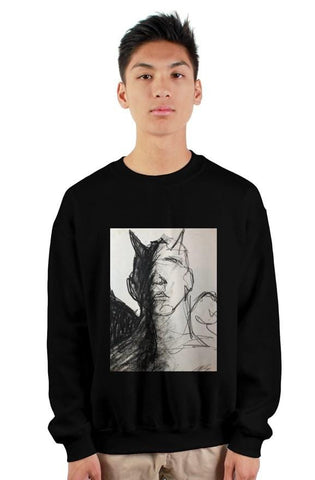 The best sweatshirts are at Street Wear Depot. Just like these Dante's Inferno BW Sweatshirt