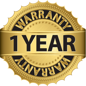 1 Year Eyewear Warranty