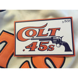 The best are at Street Wear Depot. Just like these Colt 45's Jersey by 503 Sports