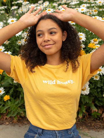 The best are at Street Wear Depot. Just like these WILD HONEY TEE by Indy Brand