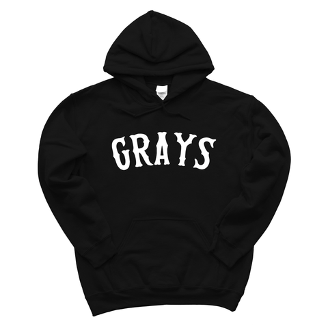 The best are at Street Wear Depot. Just like these Homestead Grays Hoodie by 503 Sports