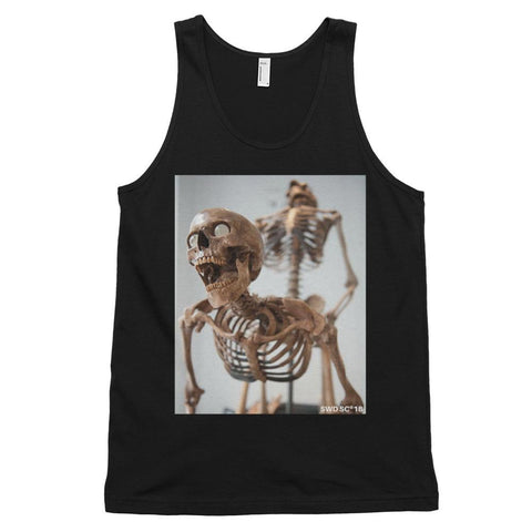 The best are at Street Wear Depot. Just like these Skeleton Tank