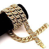 The best necklace are at Street Wear Depot. Just like these Big Dawg Chain