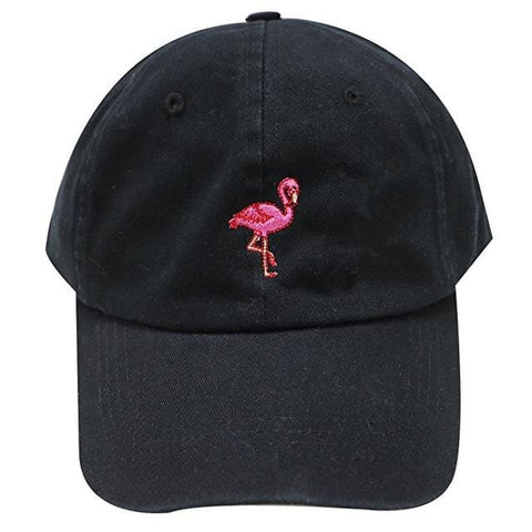 Flamingo Caps