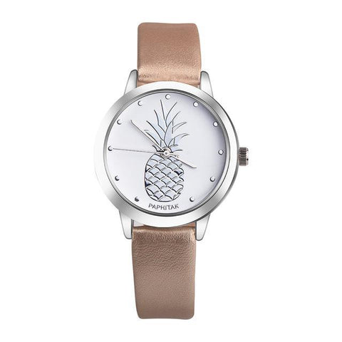 The best watch are at Street Wear Depot. Just like these Pineapple Watch