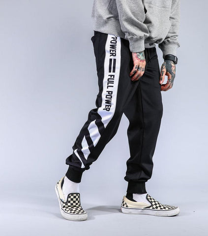 The best Joggers are at Street Wear Depot. Just like these Full Power Joggers