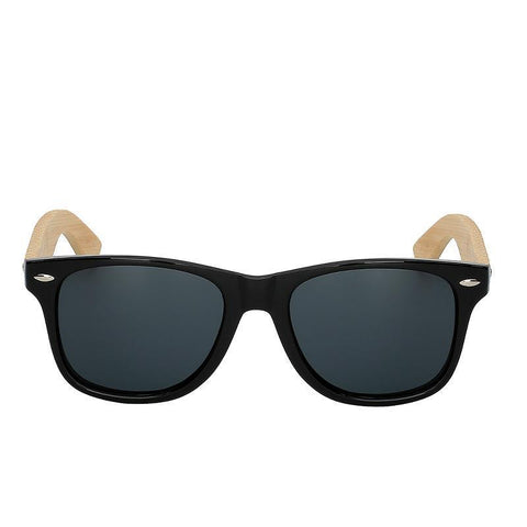 The best sunglasses are at Street Wear Depot. Just like these Bamboo Sunglasses