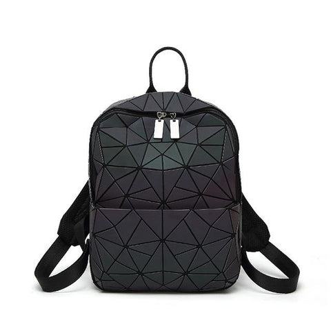 The best backpack are at Street Wear Depot. Just like these Reflective Prism Backpack