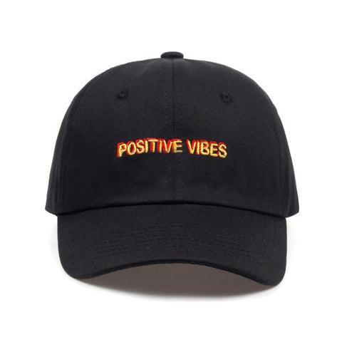 The best hats are at Street Wear Depot. Just like these Positive Vibes Cap