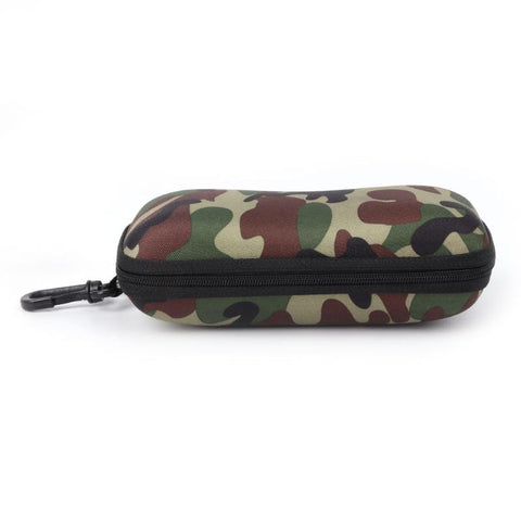 The best sunglasses carrying case are at Street Wear Depot. Just like these Eyewear Case (Camo)