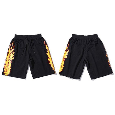 The best shorts are at Street Wear Depot. Just like these Blazin Shorts