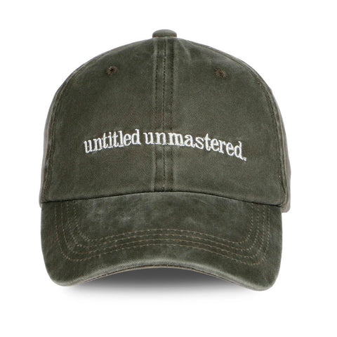 The best hats are at Street Wear Depot. Just like these Untitled Unmastered Cap