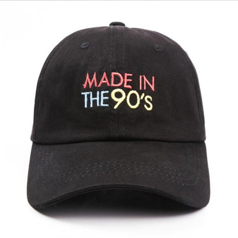Made in the 90's hat 2.0