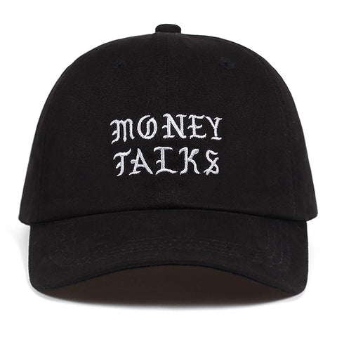 The best hats are at Street Wear Depot. Just like these Money Talks Hat