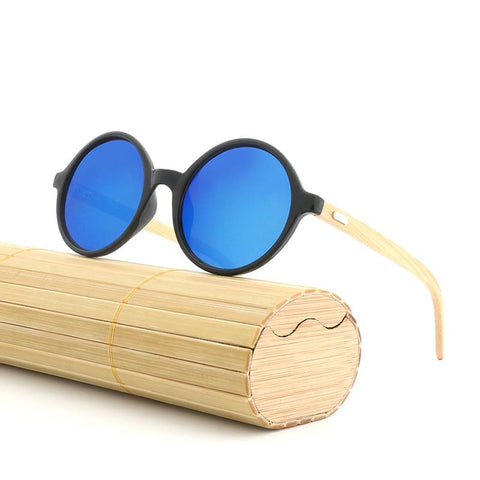 Wooden Lennon Sunglasses