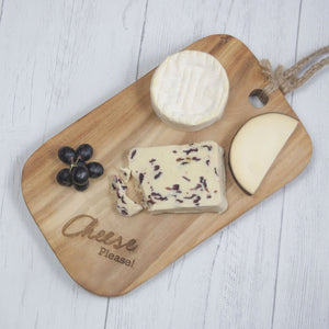 Cheese Please! Board