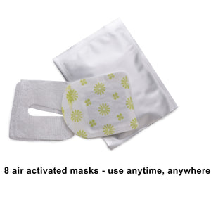 Dr Kimoto Warming Aromatherapy Eye Masks-Personal Care-LouLou-Loves