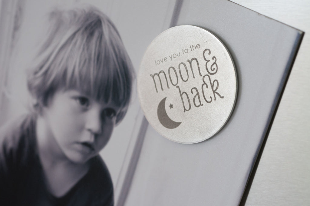 Moon & Back Magnet - Pin That Photo To The Fridge In Style-Occasions-LouLou-Loves