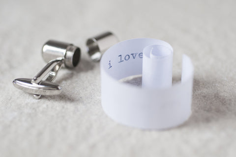 cufflink for wedding
