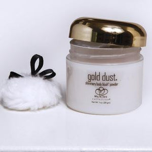 Gold Dust - Shimmery Body Powder-Body Powder-LouLou-Loves