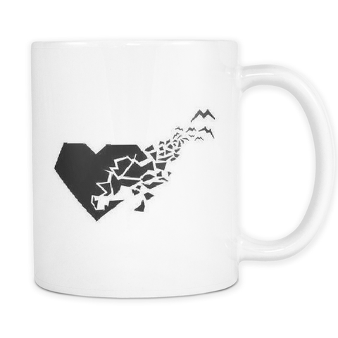 'Heart Breaker' Coffee Mug-Accessories-LouLou-Loves