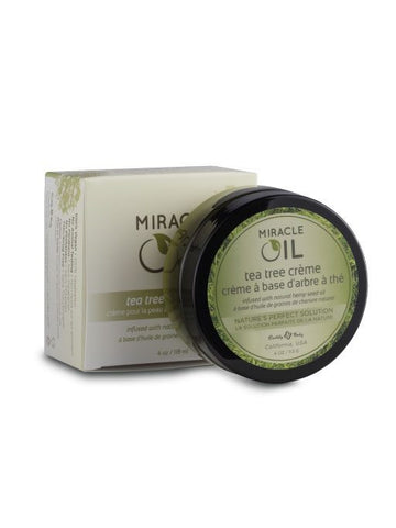 Earthly Body Miracle Oil Tea Tree Creme-Skin-LouLou-Loves
