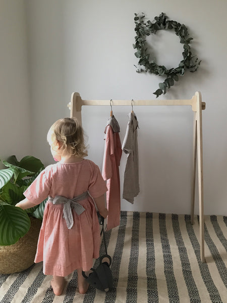 Seconds Choice Clothes Rack