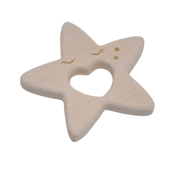 Teether Star - 50% discount