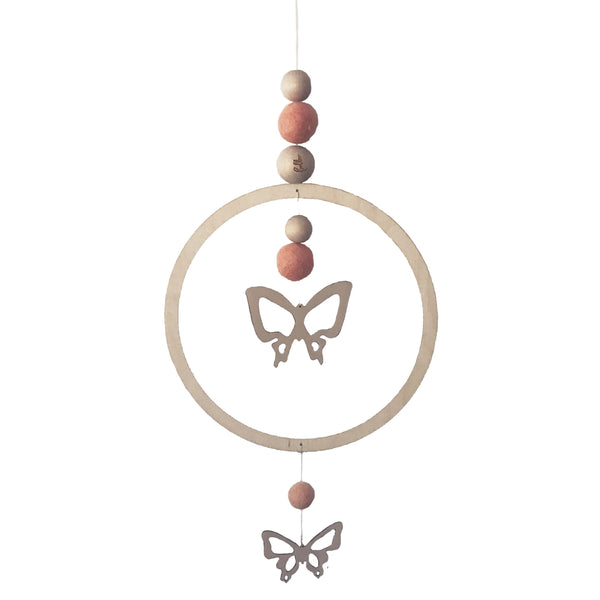 Wall Hanger Butterfly - 80% discount