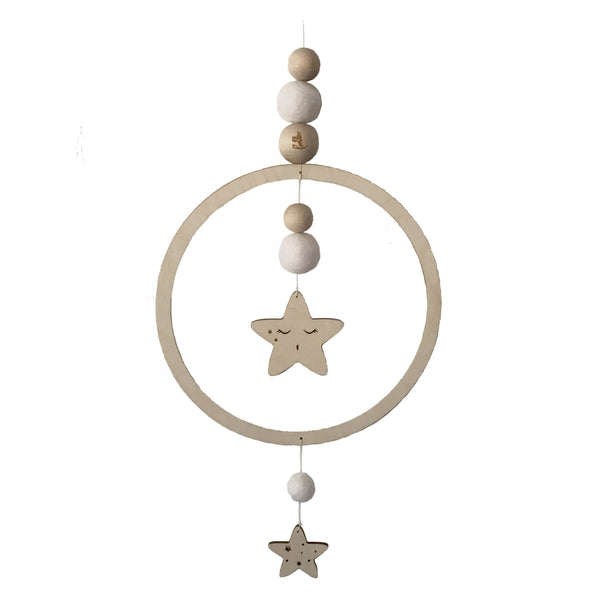 Wall Hanger Star - 80% discount