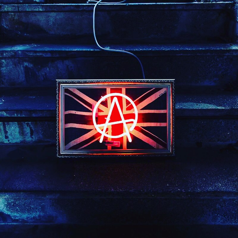 Illuminati Neon - Anarchy (Neon)