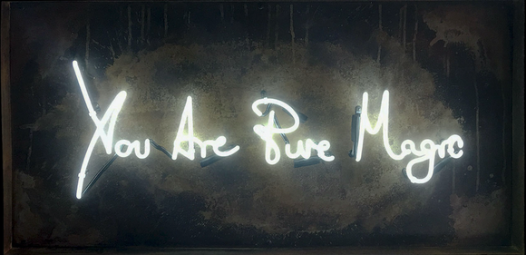 Lauren Baker - You Are Pure Magic Neon