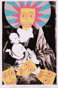 Alan Rogerson - Virgin and Child No.2